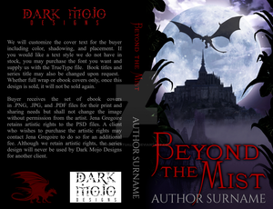 Beyond the Mist  Premade Cover