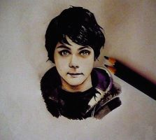 Gerard Way by PandorasBox341