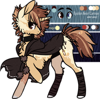 Asteri Pony Auction (closed) by D-Dyee