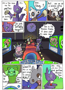 Hunters of the Dusk - Page 4 by BoredX