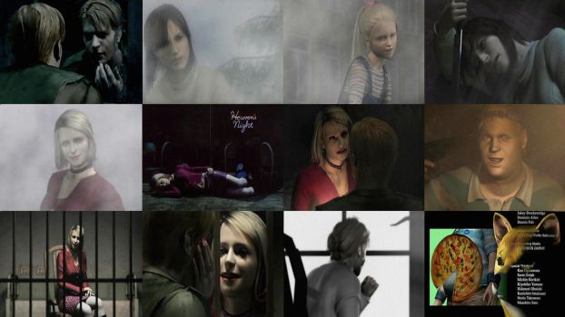 Silent Hill 2 FMV's by marblegallery7