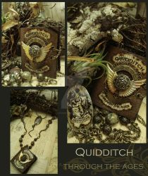 Quidditch - Through the Ages by LuthienThye