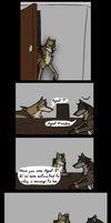 The Meeting (part 1) by Bruneydog