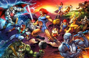 ThunderCats Hoooooo! by SaviorsSon