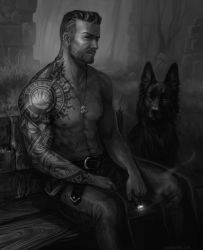 Brooding by Angevere
