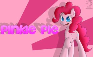 Pinkie pie wallpaper by Mechanized515
