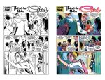 Archie 01 - Meet the New Betty (colorist sample) by herms85