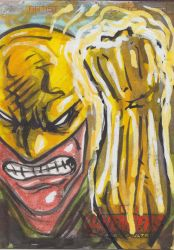 Avengers Sketch Card 2014  81 by FWACATA