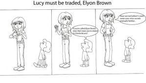 Lucy must be traded by misterj02