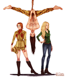 All grown up: The Wild Thornberrys by IsaiahStephens