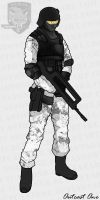 Genome Soldier - FRT by OutcastOne