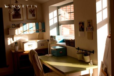 .: My new work place :. by Martin--Art