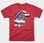 USA Bald Eagle Grit by Dr-Pen