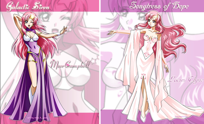 Meer and Lacus by Miss-K