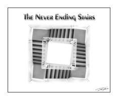 the never ending stairs by electricjonny