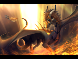 Divinity by Skaynoodle