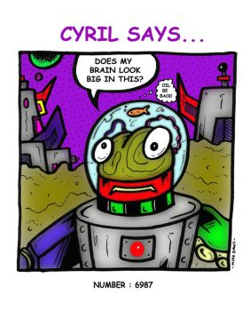 Cyril Says... - Remastered by mikedaws