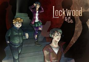 Lockwood and Co. Cover by GuardianDany