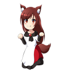 Smol kagerou by At-Leon