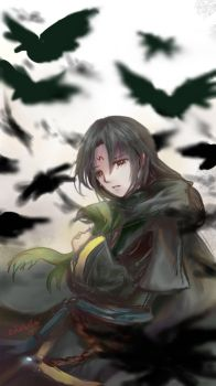 Soren - rough drawing by chalollita