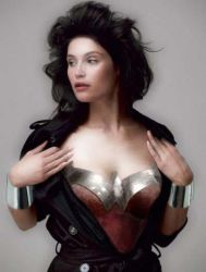 Gemma Arterton as WW by NigelHalsey