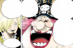 One Piece Chapter 846+ Tamago's Guard SPOILERS by Amanomoon