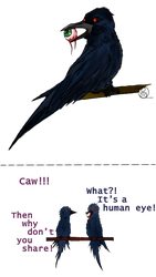 Caw Raven by catname
