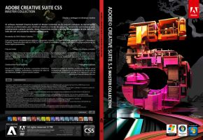 ADOBE CREATIVE SUITE CS5 MC by paundpro