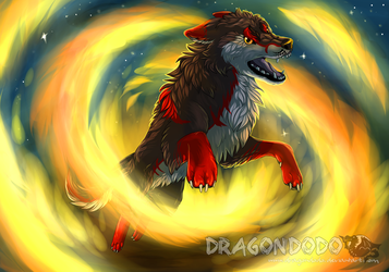 :CO: Through the fire and the flames by DragonDodo