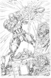 Trinity#16 page 5 PENCIL by vmarion07