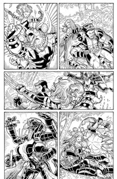 Wolverine and the X-Men #11 p.12 by WaldenWong