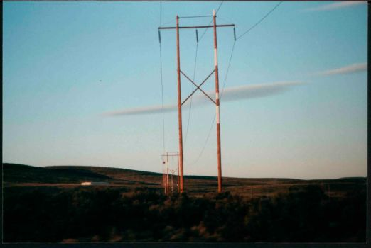 Powerlines by stylee