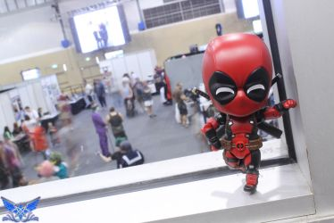 MagnetiCon Deadpool by BoboMagroto