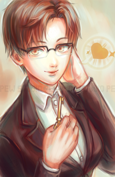 Jaehee by Pew-PewStudio