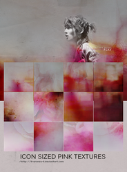 Pink icon sized textures by ll-AranzA-ll