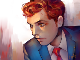 Gerard Way by MeowWorksTM