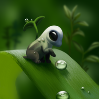 Little sprout by KO3LNHA