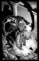 more hellboy by RM73