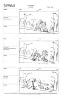 Catwoman Storyboards Pt1 by ZWYER