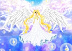 Angel Serenity -Level 6- by bloona
