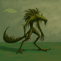 Moss Monster Auction (CLOSED) by Virensere