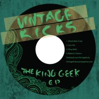 The King Geek Ep by baahgoesthesheep