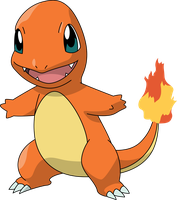 Vector #578 - Charmander by DashieSparkle