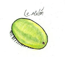 Le Melon by Afrodens