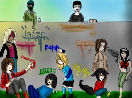 Remember our names XD by Pajakgirl