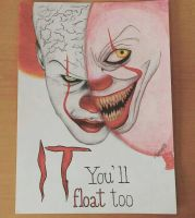 IT Pennywise by Faerasy