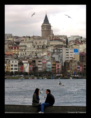 A Couple of Istanbul II by VicomtedeValmont