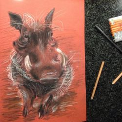 Pumba by lizzy1e