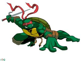 Raphael by a7md93