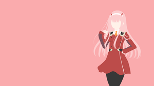 Zero Two (Darling in the FranXX) by ncoll36
